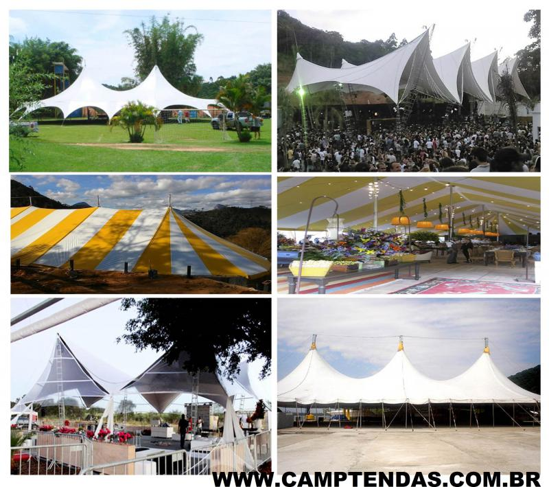 Fábrica de tendas