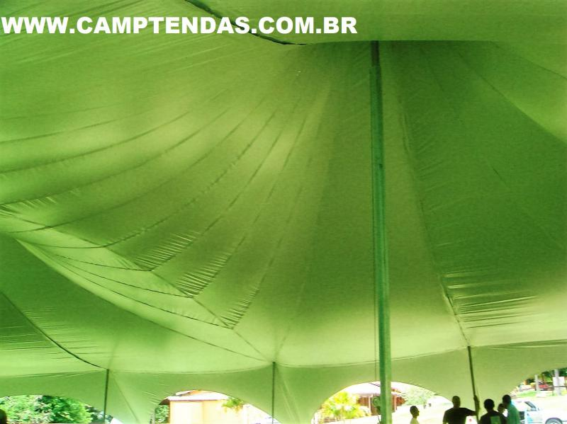 Tenda de circo à venda