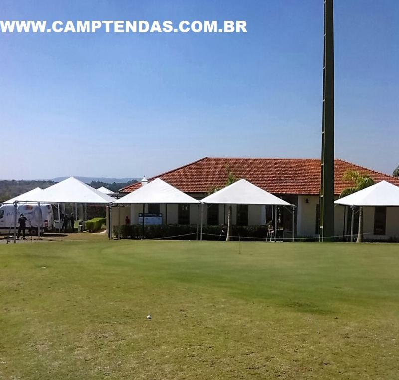Tenda piramidal eventos