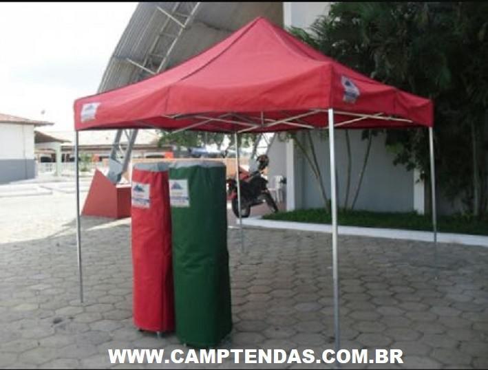 Tenda sanfonada vendas