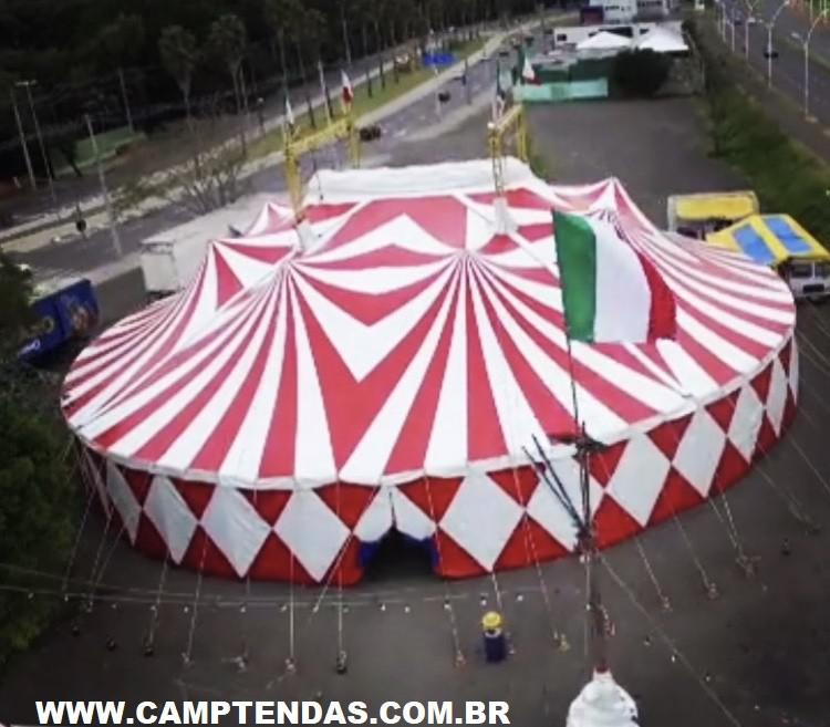 Tendas de circo para comprar