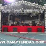 Aluguel de palcos