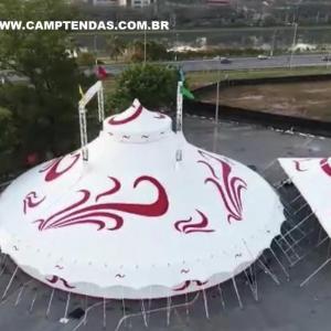 Fabrica de lona de circo